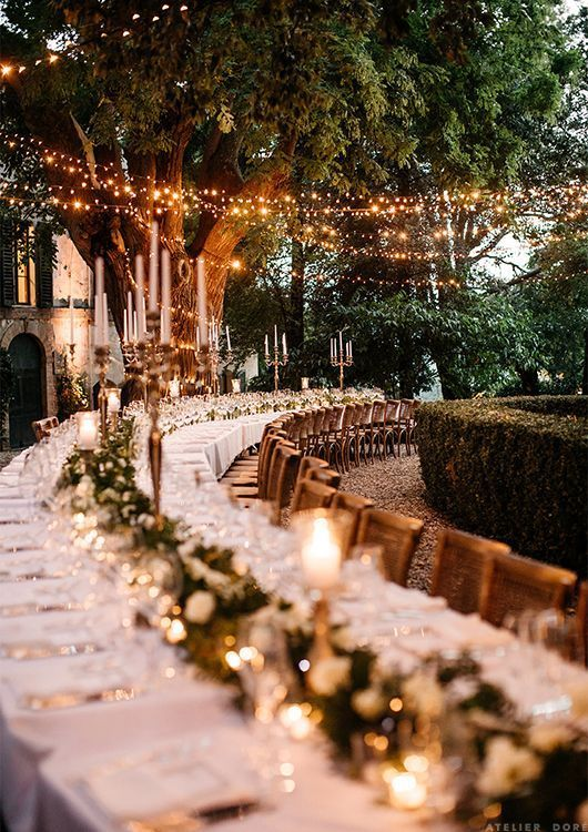 35 Rustic Wedding Decorations
