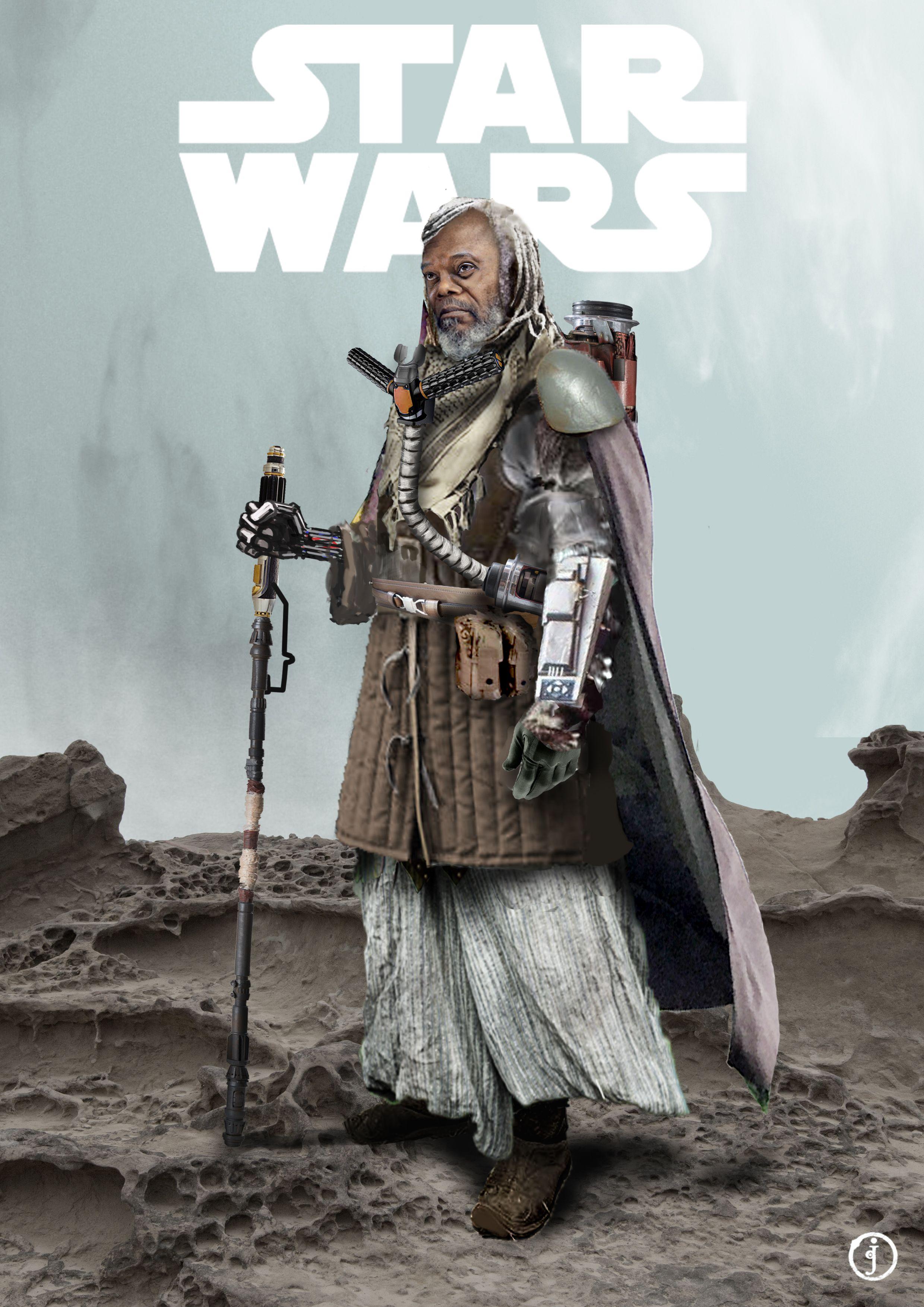 Star Wars Character Fan Art
