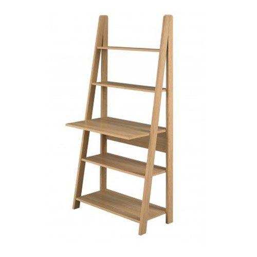 Ladder Desk, Oak Ladder Desk