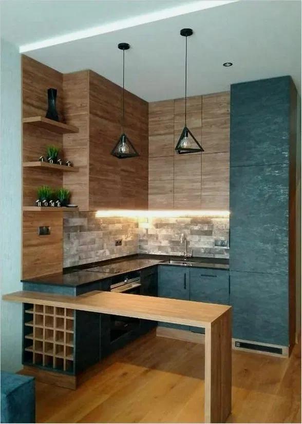 17 Modern Pantry Deisgn Ideas For Small Kitchen ~ Gorgeous House
