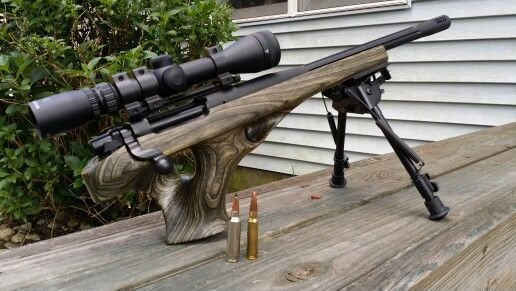 My Xp 100 Re Chambered In 7mm Wsm For Hunting Deer And Black Bear