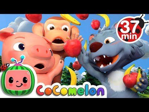 Apples and Bananas 2 + More Nursery Rhymes & Kids Songs