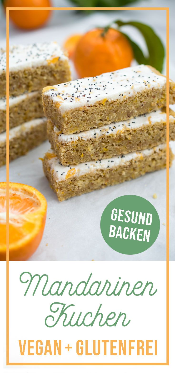 Mandel-Orange Kuchen