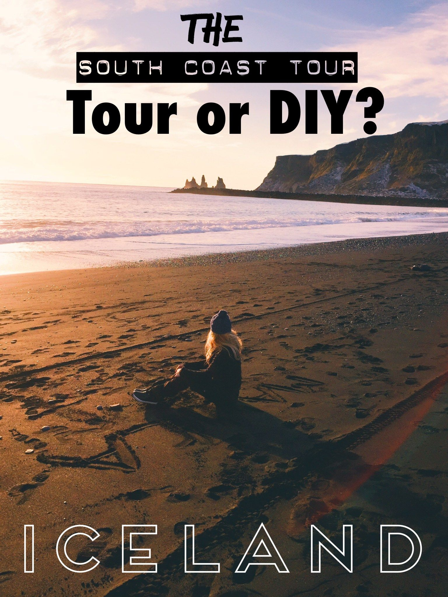 The south coast tour of iceland tour or diy do it yourself there are two ways of seeing the south coast of iceland you can do it solutioingenieria Images