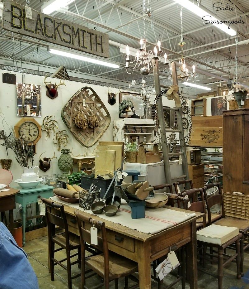 Charlotte Nc Best Antiques Architectural Salvage Thrift Stores