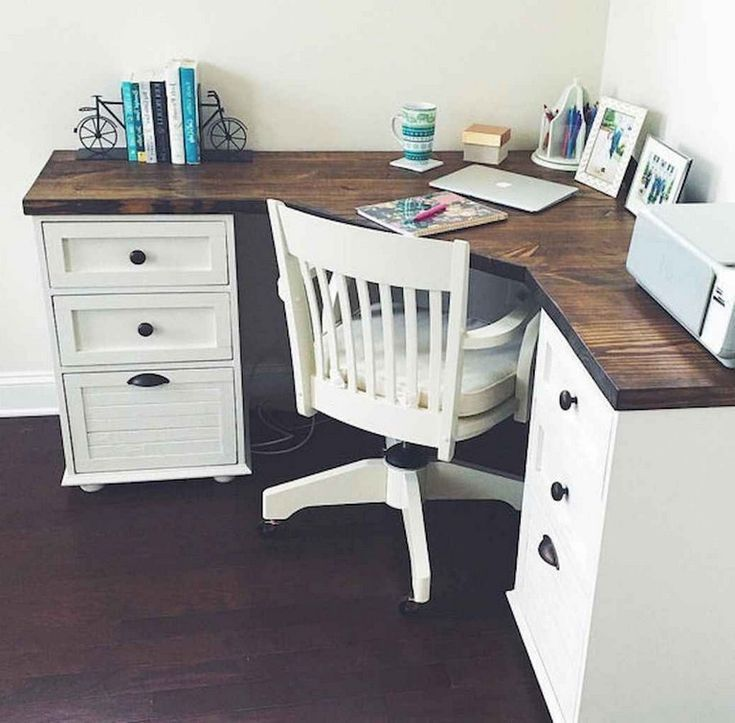 35 Incredible Diy Farmhouse Desk Decor Ideas On A Budget