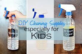 Image result for kids home cleaning