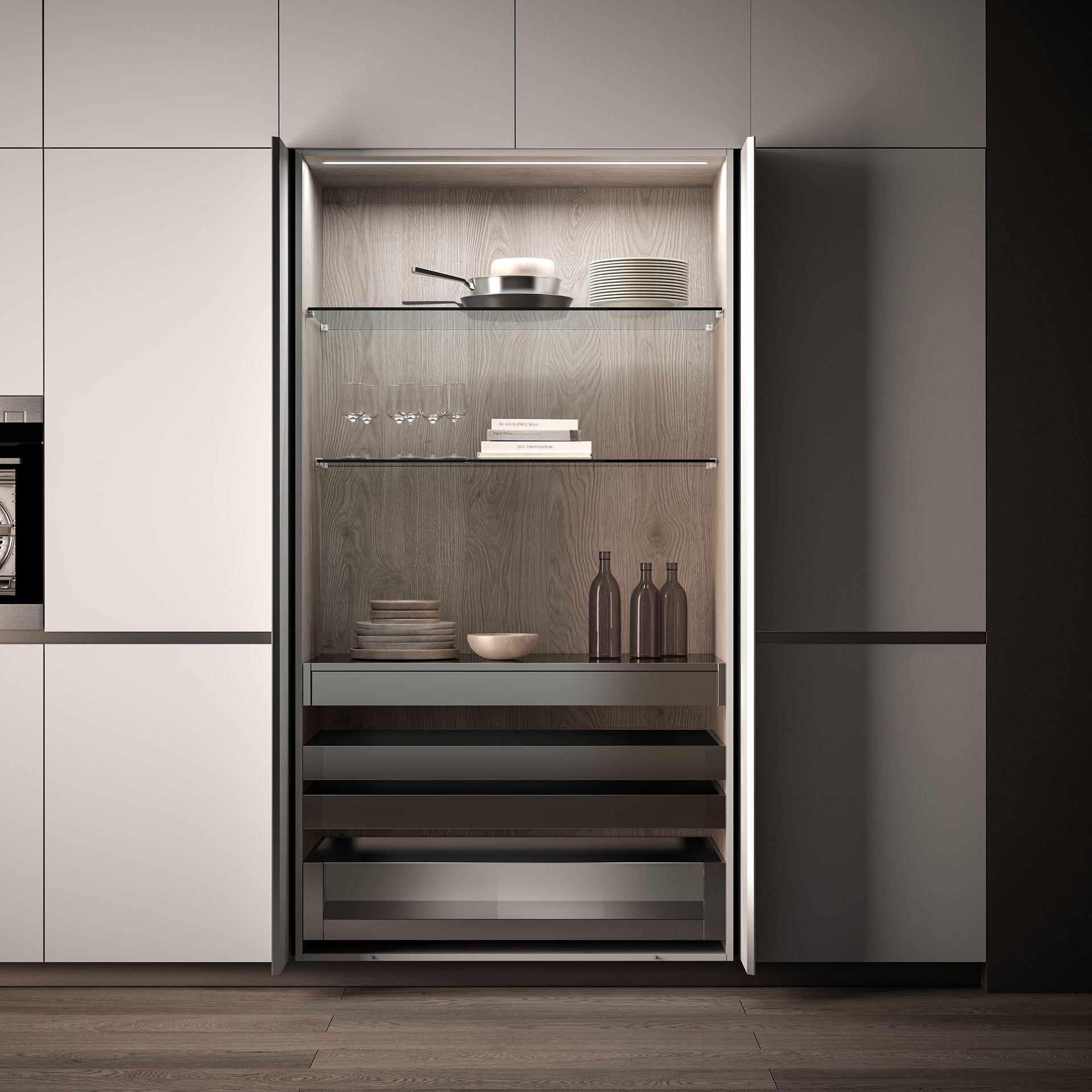 Ikea Kitchen Cabinet Refacing: Effeti Kitchen 2018 On Behance
