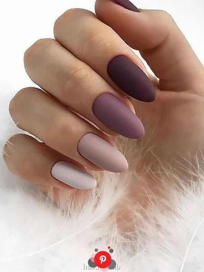 8 fall nail colors you should accumulate to your buildup immediately. *** More info could be found at the image u… in 2020 (With images) | Gel toe nai