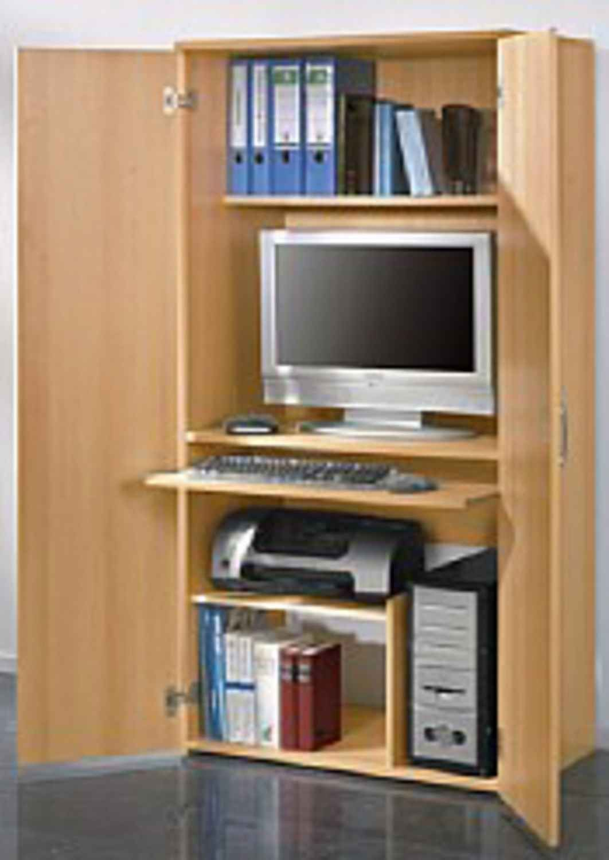 PC-Schrank  Pc schrank, Computerschrank, Wohnzimmer ideen