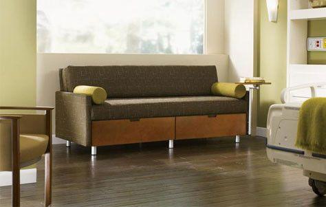 Sleep Easy With Retrospect By Carolina 3rings Sleep Sofa Healthcare Furniture Sofa