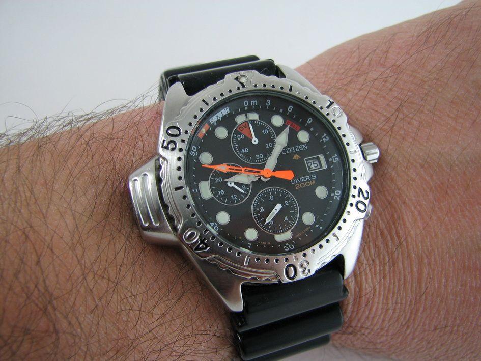 6cbdc13f707 Vintage Citizen Promaster Aqualand Ay5004-13w Diver 3740-e70014  nos   GittiGidiyor da 258139561