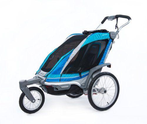 Thule Chariot Chinook Single Stroller - Aqua ; Price ...