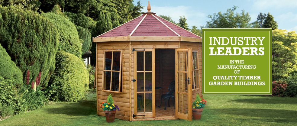 Shedlands Ltd - we have developed a website for these guys to showcase their amazing sheds, playhouses, summer houses and all the other great products they offer from Rotherham.