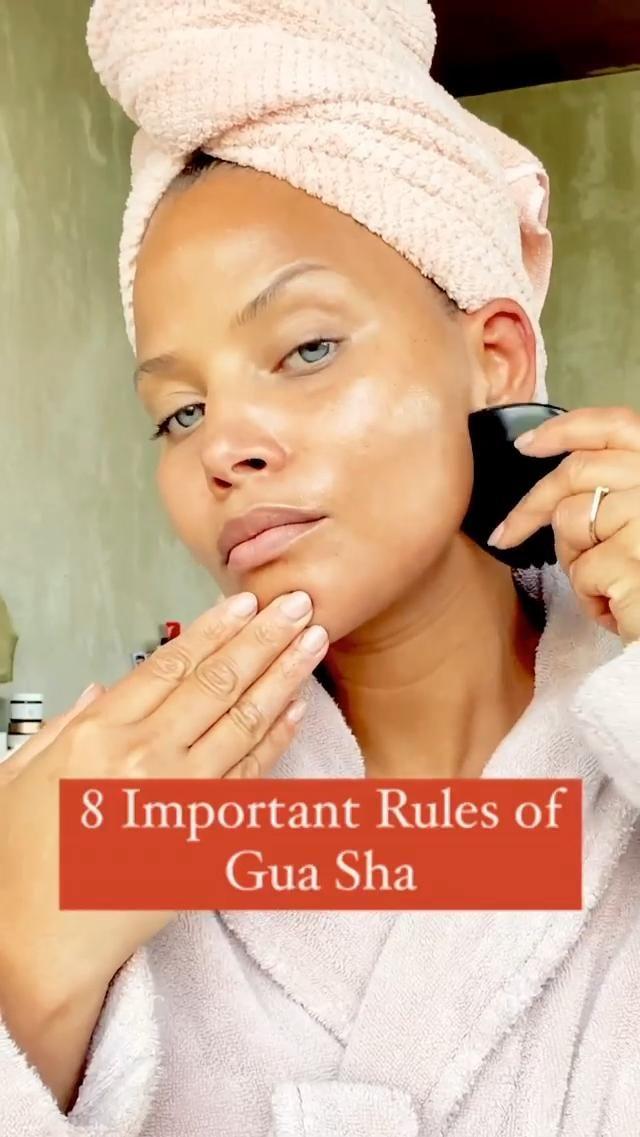 8 Important Rules of Gua Sha | MAED