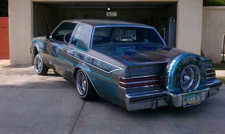 Unlimited Edition Lowrider Cars Bmw Car Buick Regal