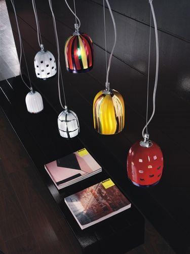 Luminárias Voltolina Jacaranda Pendants. #luminárias #lustredemurano #lustre #beadshop  www.beadshop.com.br?utm_source=pinterest&utm_medium=pint&partner=pin13