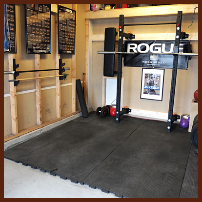 rogue has equipped thousands of garage gyms around the