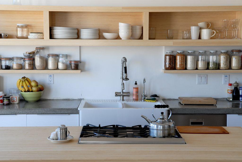 20 Big Ideas For Small Kitchens Gerenoveerde Keuken Open