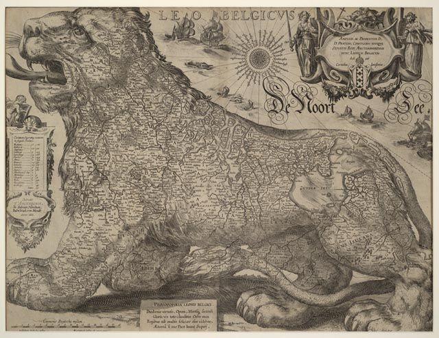 Jodocus Hondius  1563