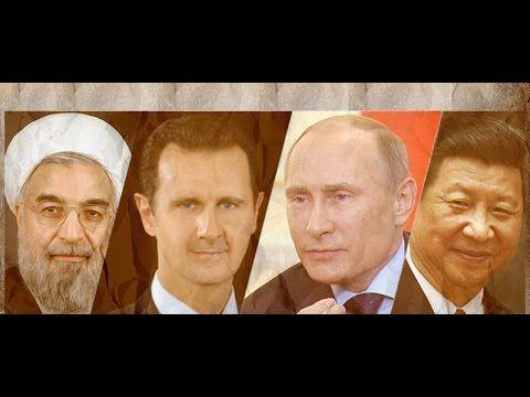 U.S NATO New World Order vs Eurasian World Order -THIS is SERIOUS!