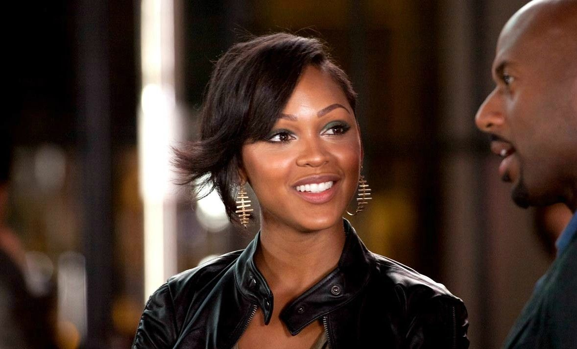 """meagan good had some great earrings in """"think like a man"""