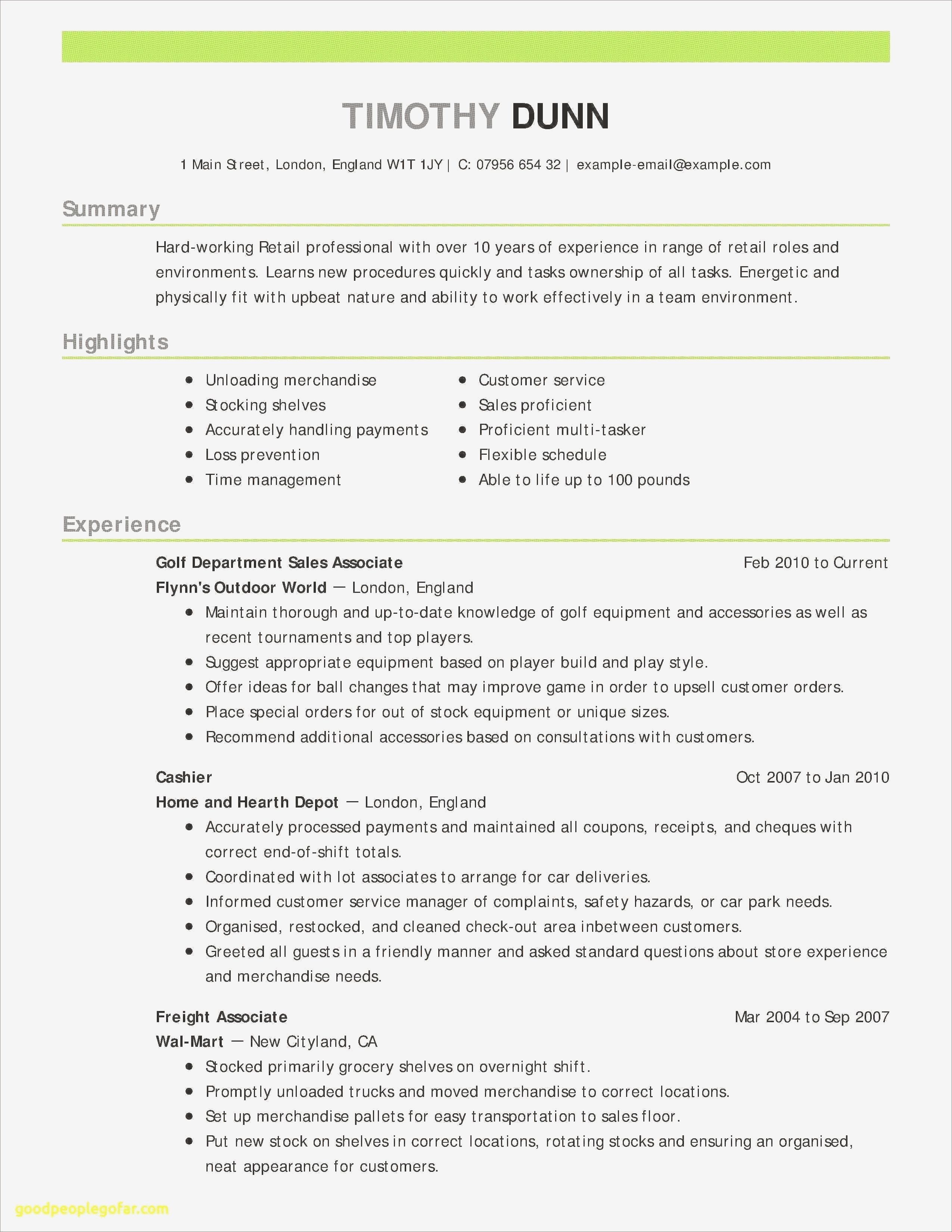 32 Lovely Resume Summary Examples for Sales in 2020