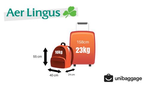 aer lingus baggage allowance | Baggage, Trip planning