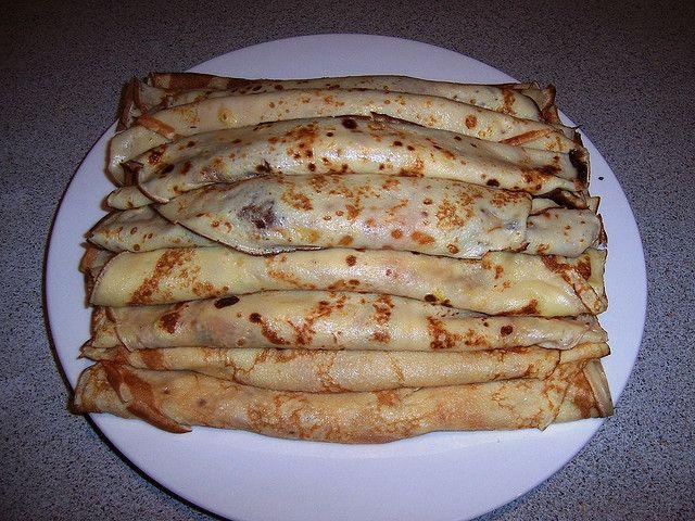 how to make croatian palacinke