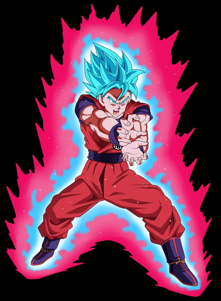 Goku Super Saiyan Blue Kaioken By Chronofz Super Saiyan Blue Kaioken Goku Super Saiyan Blue Dragon Ball Super Goku