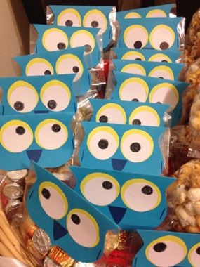 owls hoot at this diy boy baby shower for a sister check out more https