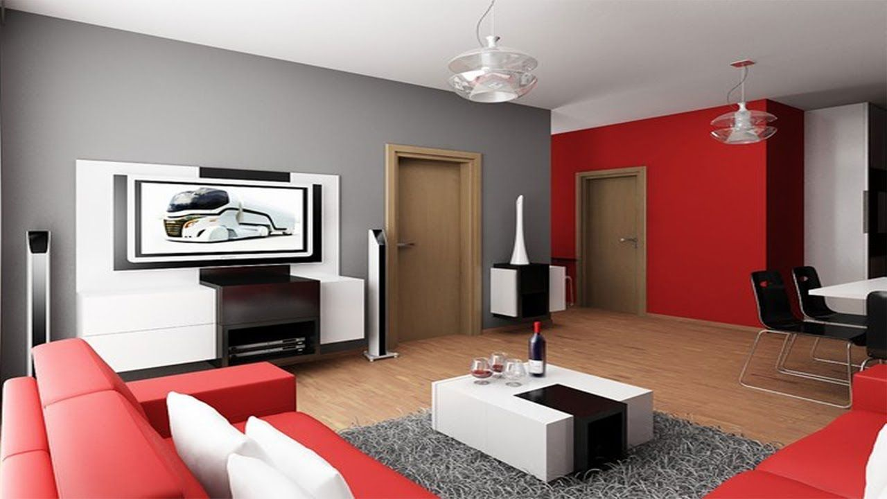 Living Room Paint Color Ideas Best Paint Colors For Living Room Walls Youtube Living Room Red Simple Living Room Black Living Room