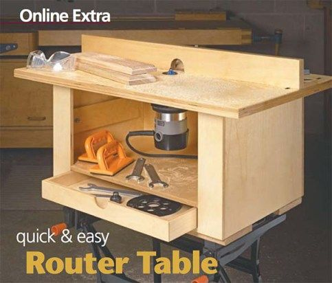 39 free diy router table plans ideas that you can easily build 39 free diy router table plans ideas that you can easily build router table easy and woodworking greentooth Image collections