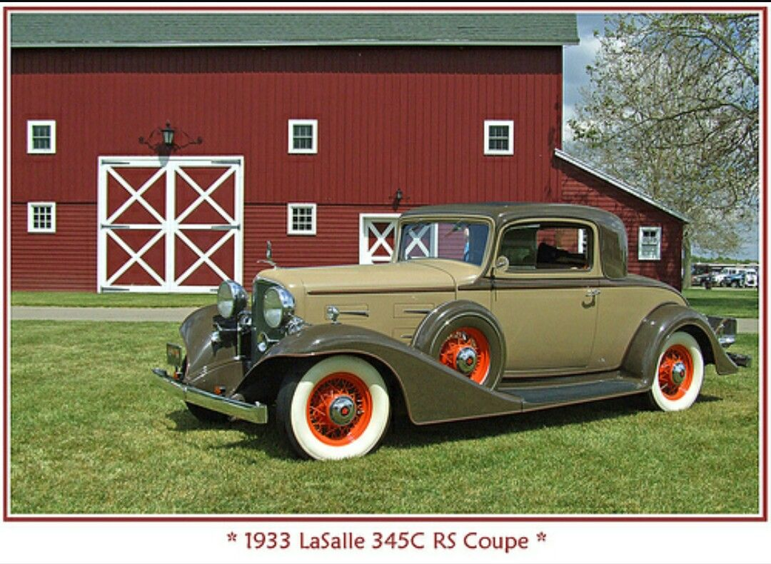LaSalle 1933 | Old Model Cars | Pinterest | Cars, Amazing cars and ...