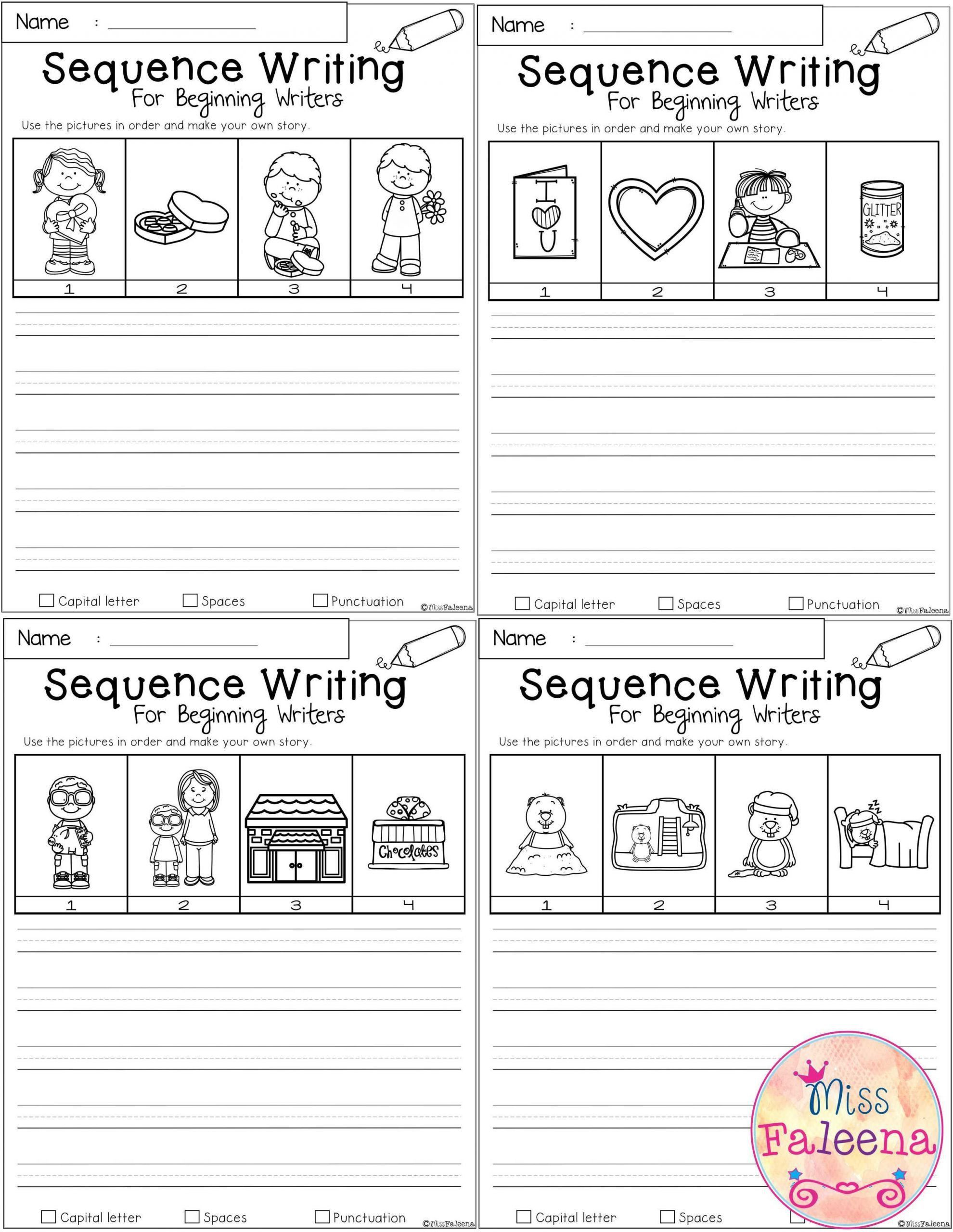 Sequence Worksheets 2nd Grade In 2020 Sequence Writing Writing Worksheets Story Sequencing Worksheets