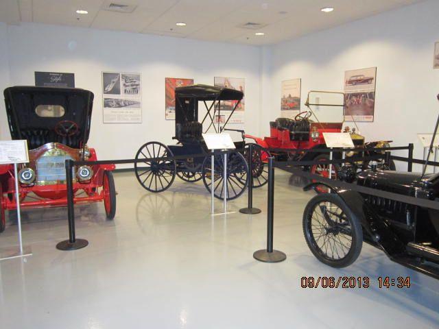 Antique Automobile Club of America Museum, Harrisburg Pa.