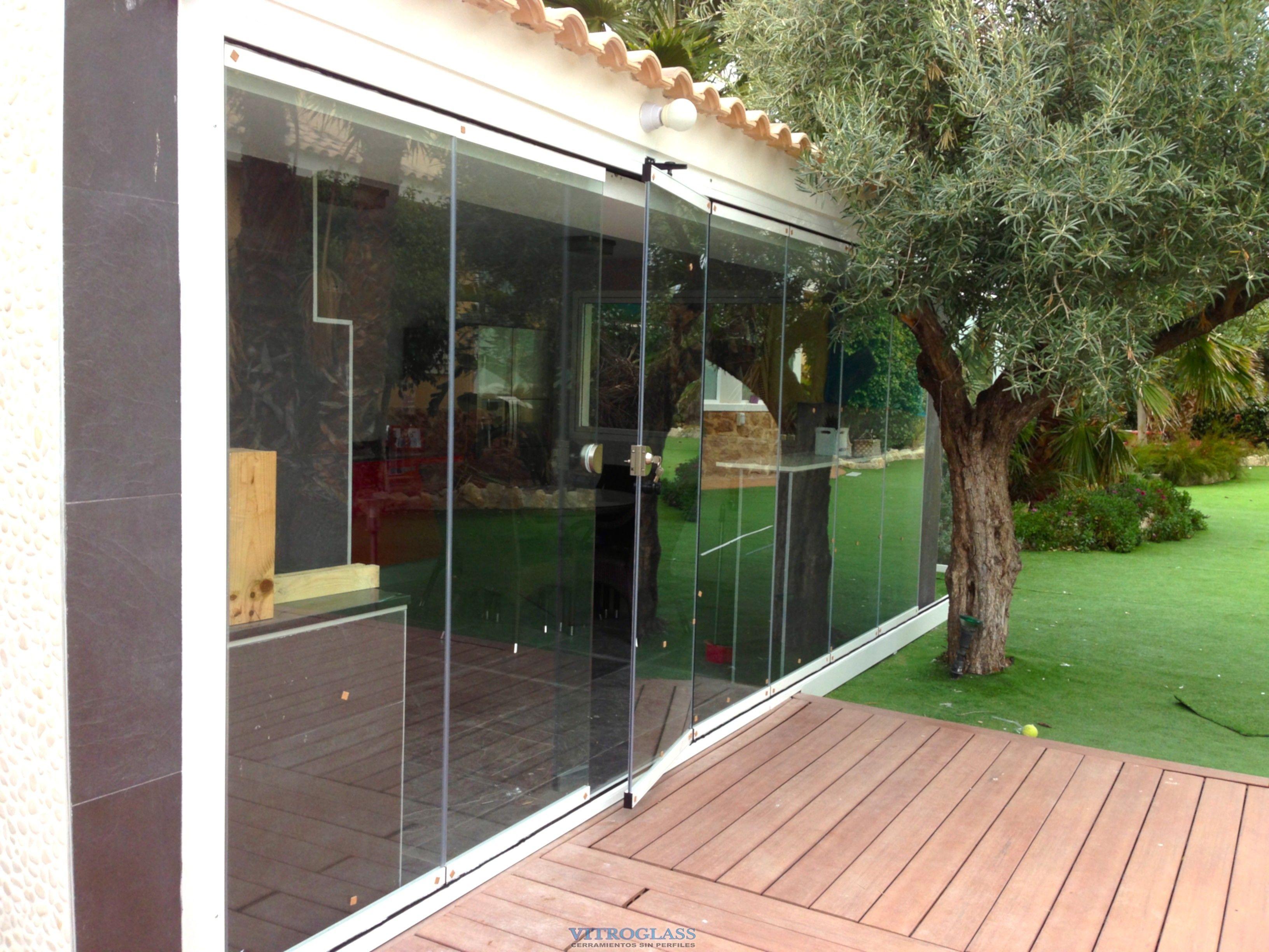Cerramientos Porches En San Juan De Alicante Home Cerramiento  ~ Cerramientos De Madera Y Cristal