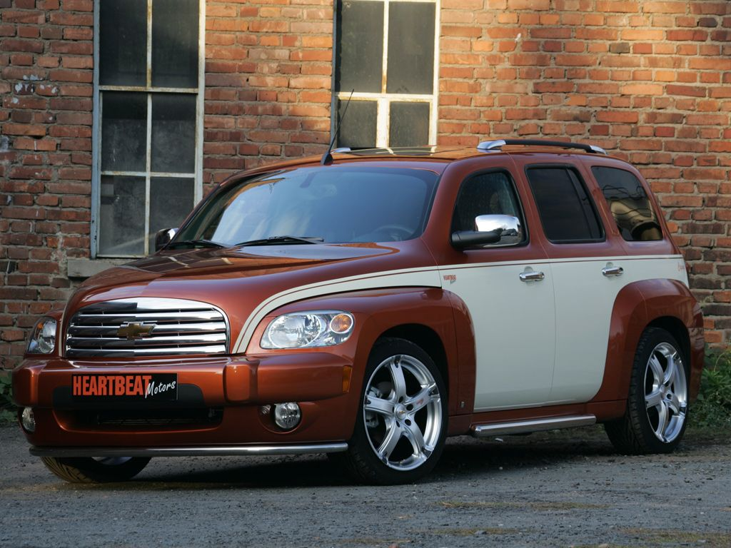 Images Of Chevy Hhr Heartbeat Motors Chevrolet Hhr Capone Unveiled Photo Gallery Chevy Hhr Chevrolet Car Chevrolet