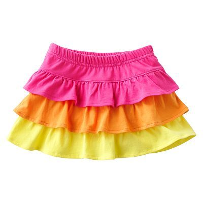Jumping Beans Baby Girls Scooter Skirt