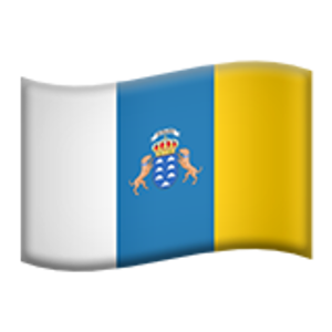 Flag Of Canary Islands Iphone Emoji Iphone 8