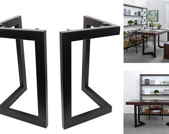 High Quality 28 Dining Table Legs L Shaped Steel Table Legs Office Table Legs Computer Desk Legs Industrial K Table Legs Steel Table Legs Kitchen Table Legs