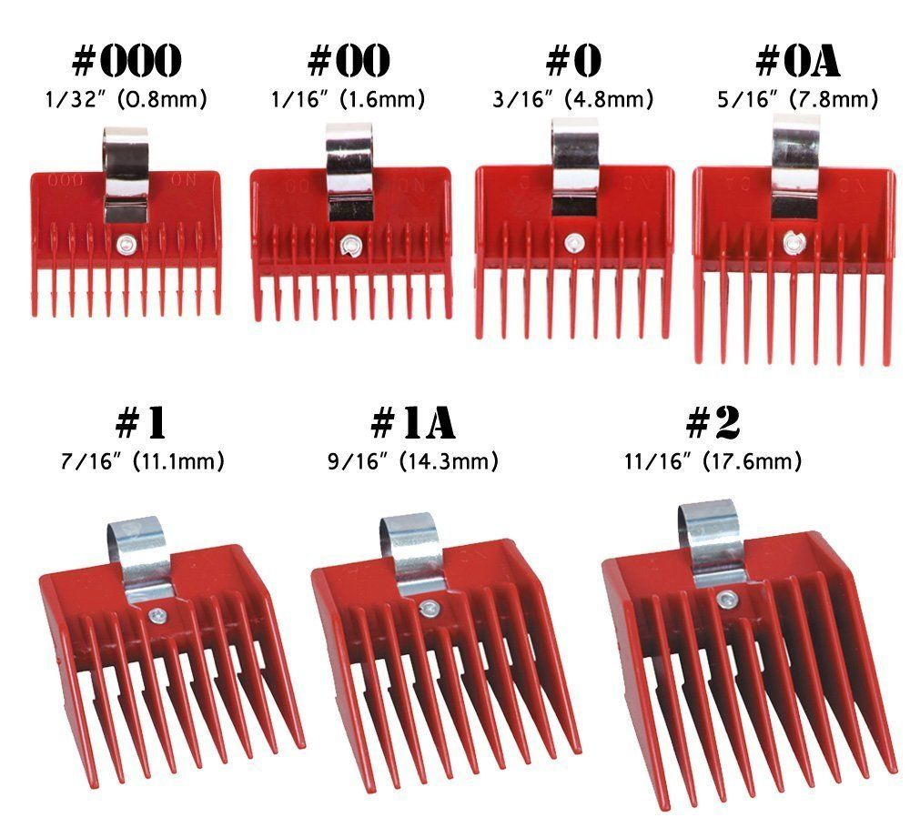 Pin On Hair Clipper And Accessories