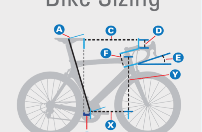 Road Bike Frame Sizes Find Fit The Right Bicycle For You