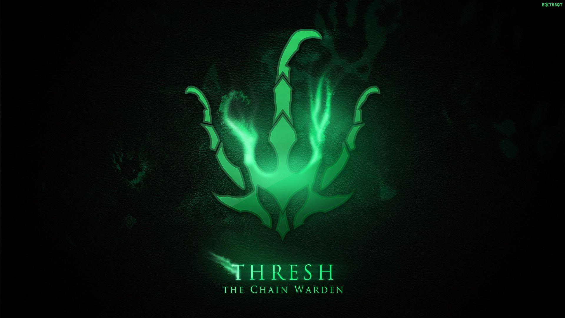 Thresh League Of Legends Lol Champions League Of Legends Game