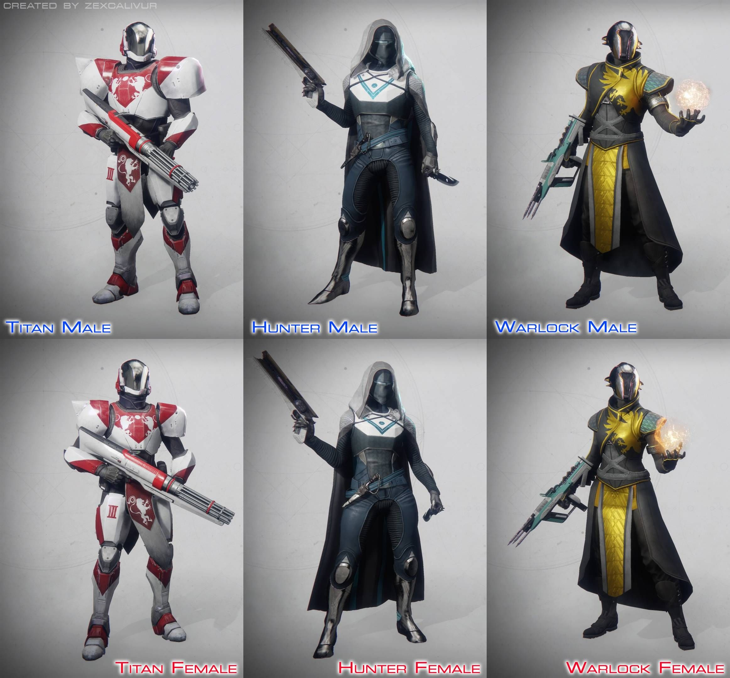 how to make a destiny warlock costume