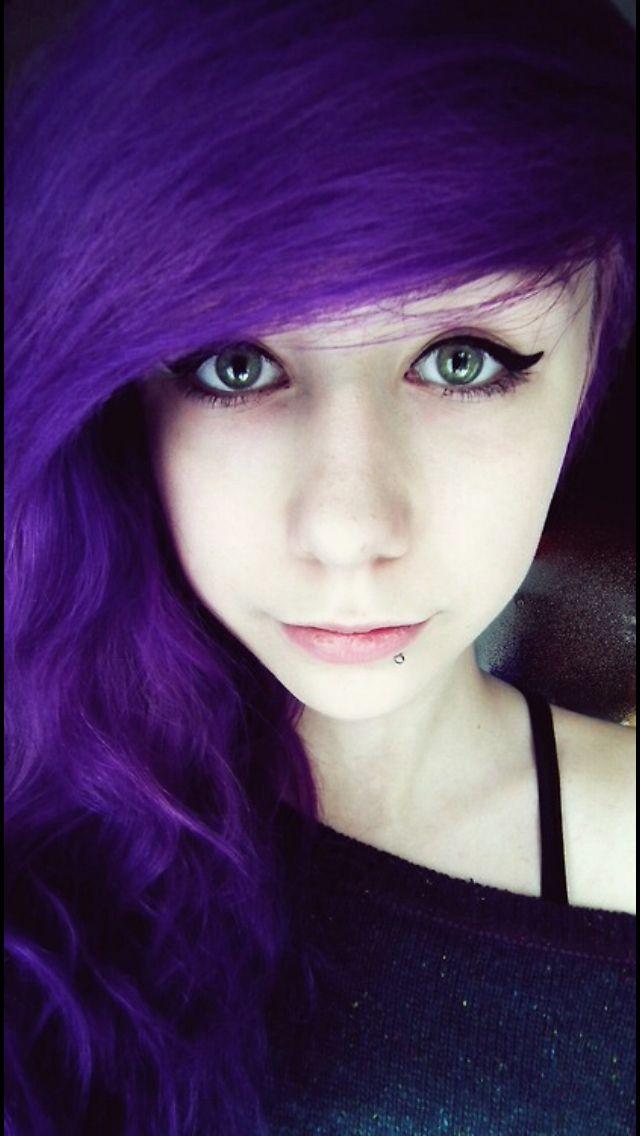 Dyed hair red hair neon hair blue hair green hair purple hair pink hair colored hair
