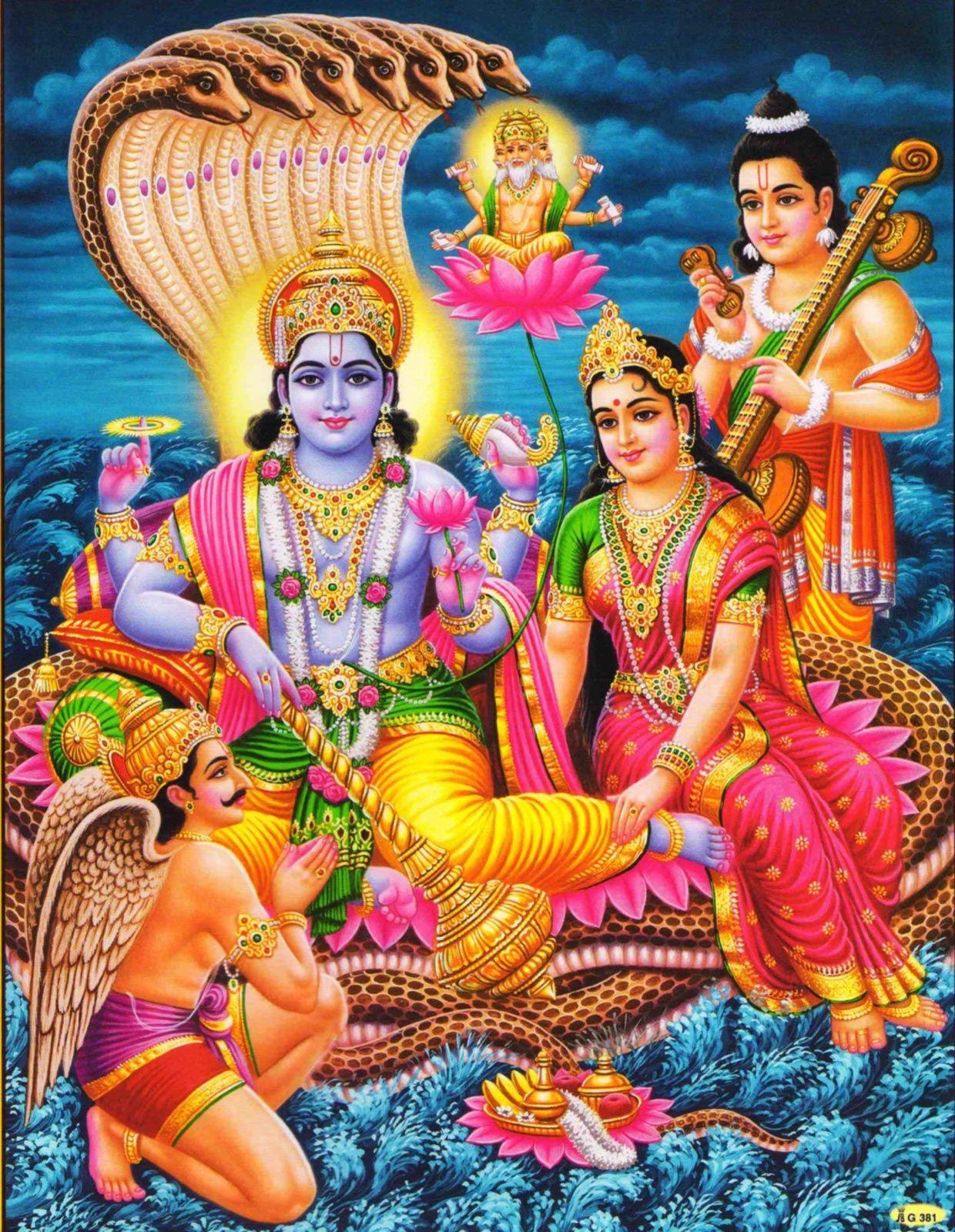 High Resolution Indian God Wallpapers Индийские божества