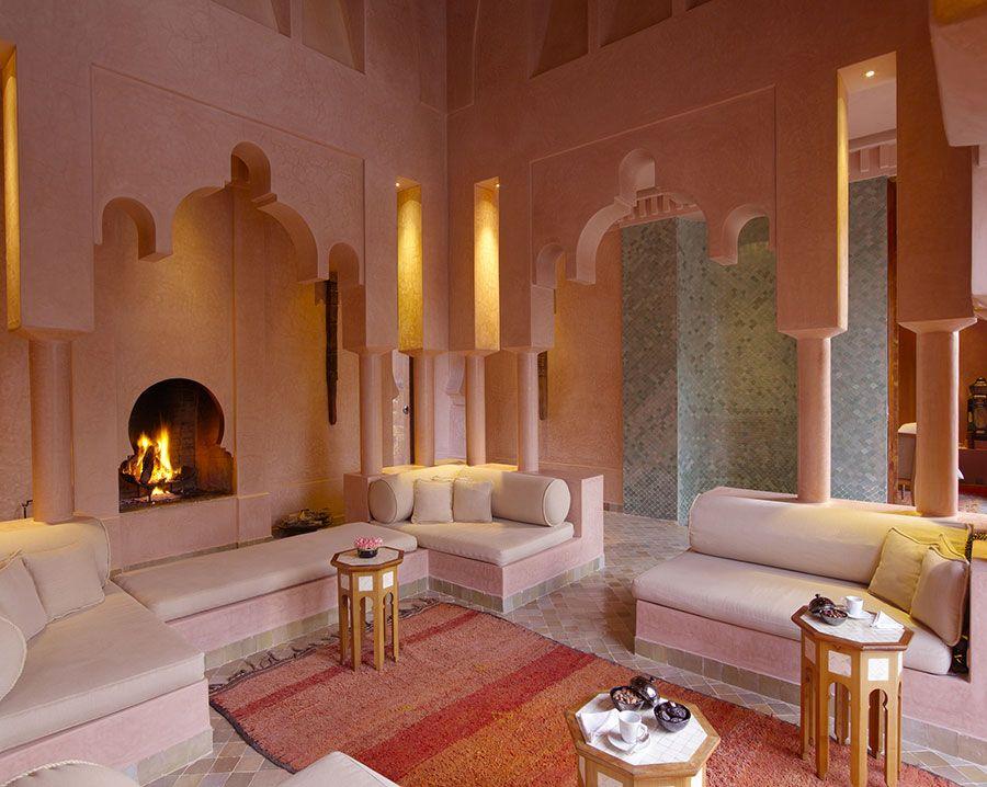 Salotto marocchino idee per arredare in stile esotico