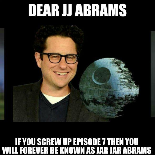Jar Jar Abrams