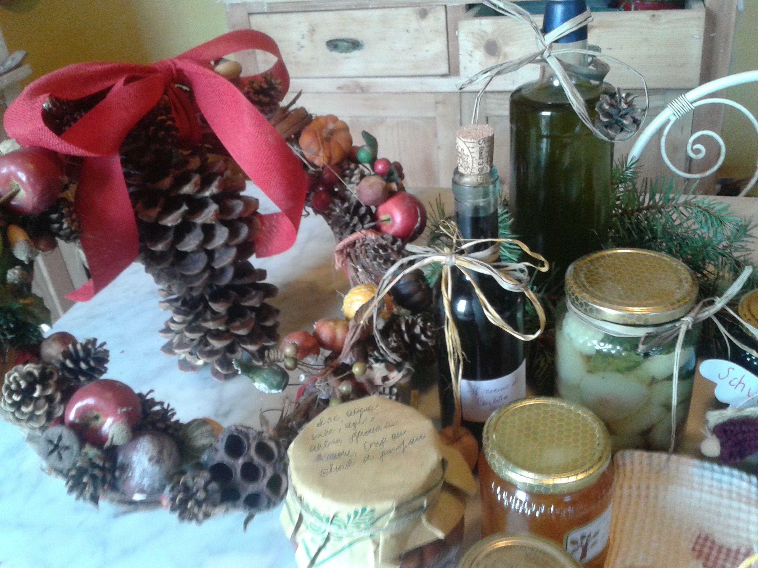 sono pronti i regali Mimose, Regali, Natale